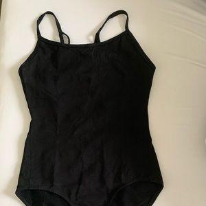 ZARA Black Bodysuit